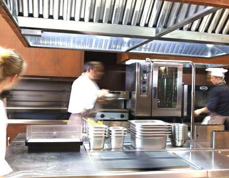 フランス料理店ユニフォーム