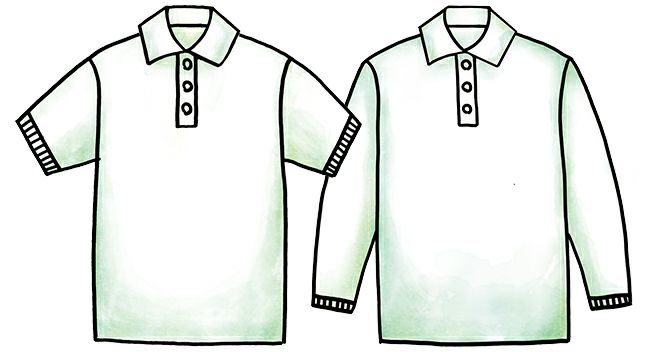 ポロシャツ特集