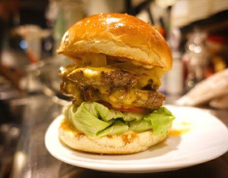 ハンバーガー屋