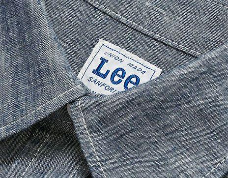 Leeブランドシャツ