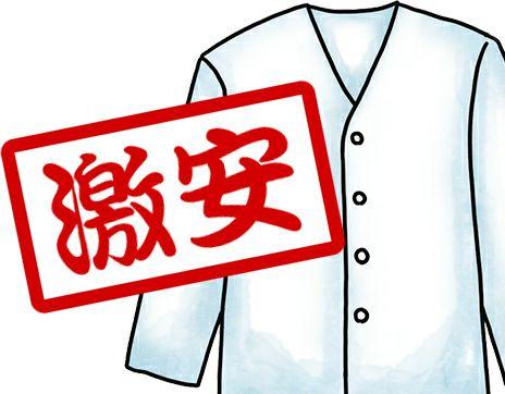激安調理服・調理白衣