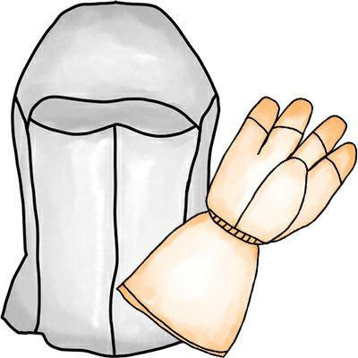 フェイスマスク・手袋
