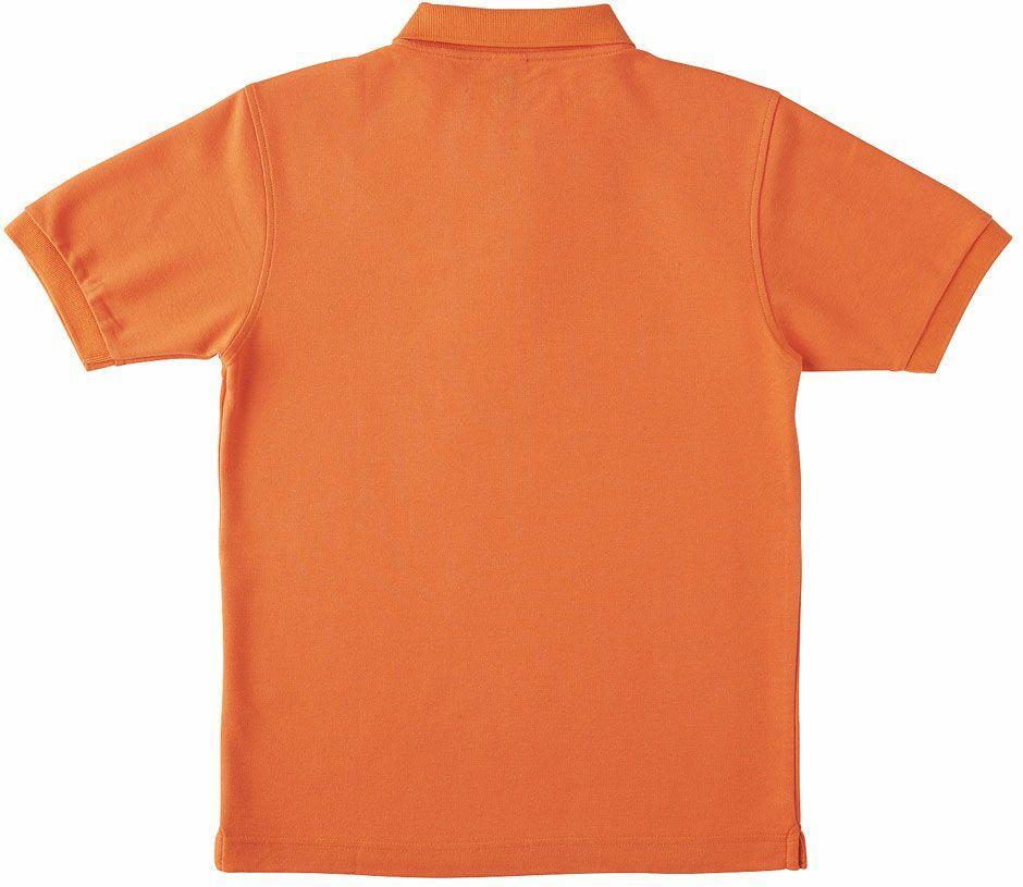 オレンジ・背中