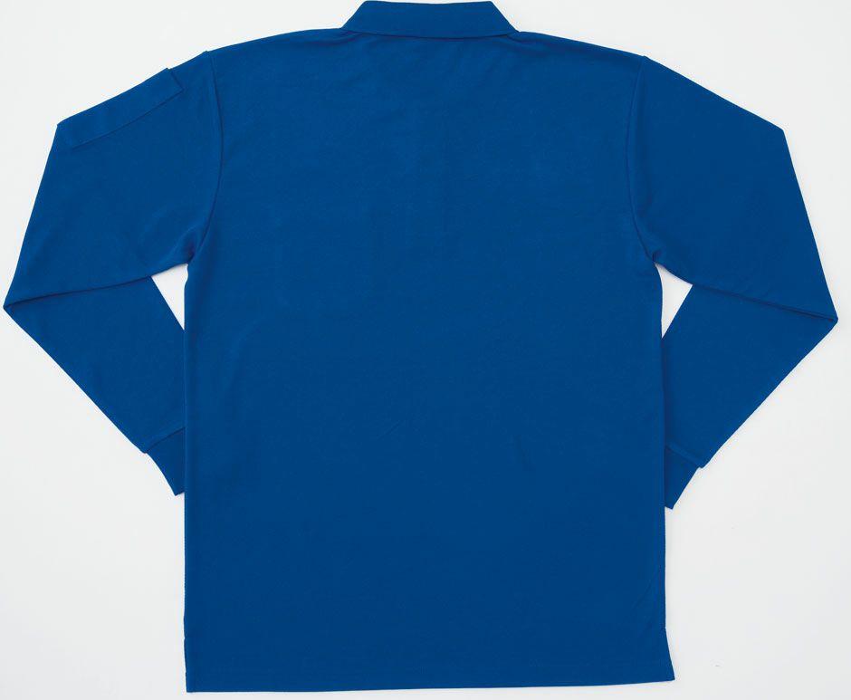 ロイヤルブルーの背中画像