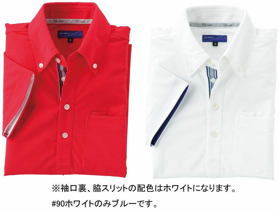ポロシャツ詳細画像