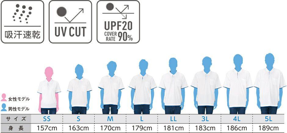 サイズの比較表