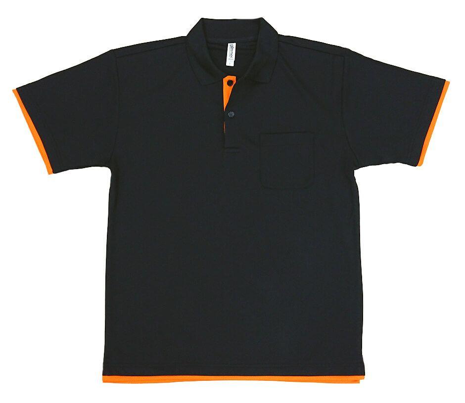 こんな感じで別途有料になりますが、オリジナルカラーのレイヤードポロシャツを作る事が可能になりました。<br>ポロシャツ本体とレイヤードカラーをお選びください。<br>このポロシャツだけでなく、他のポロシャツをベースに作る事も可能です。