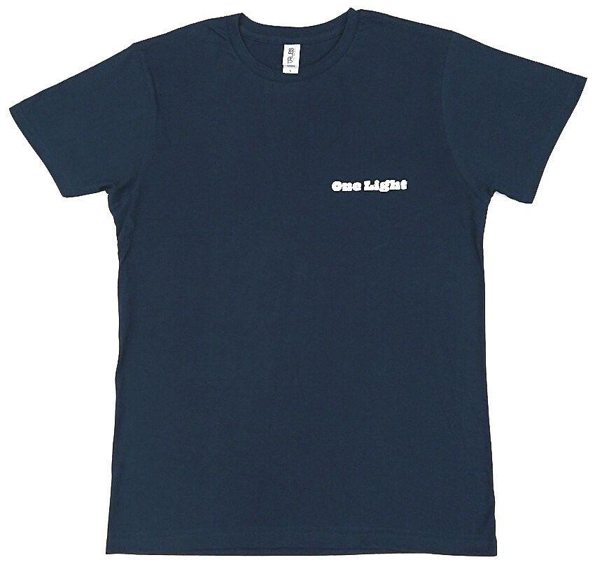 内装業ワンライト様の実際の名入れTシャツ完成写真