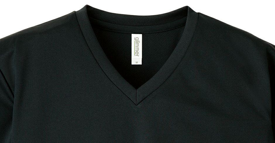 ブラックの胸元アップ画像