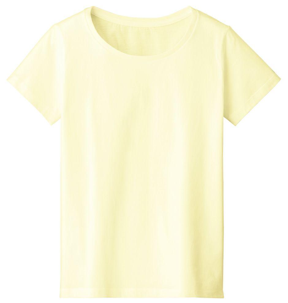 レディースサイズは襟ぐり広めで女性らしいラインとなります。 ※注意※このカラーは完売しました。