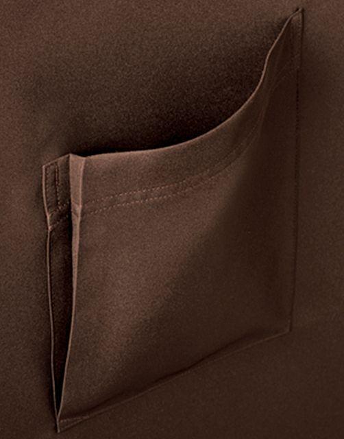 広めのマチ付きポケット