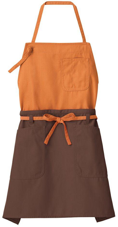 オレンジ×ブラウン#13