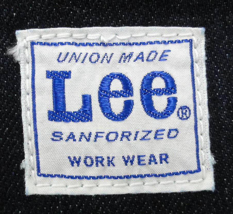 Leeのロゴアップ