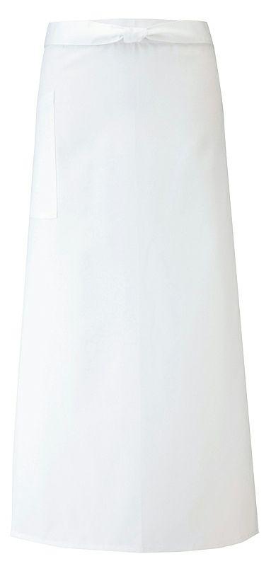 飲食店向けソムリエエプロン/ホワイト(白色)