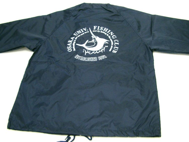 プリント作品集:大阪大学体育会釣り部様
