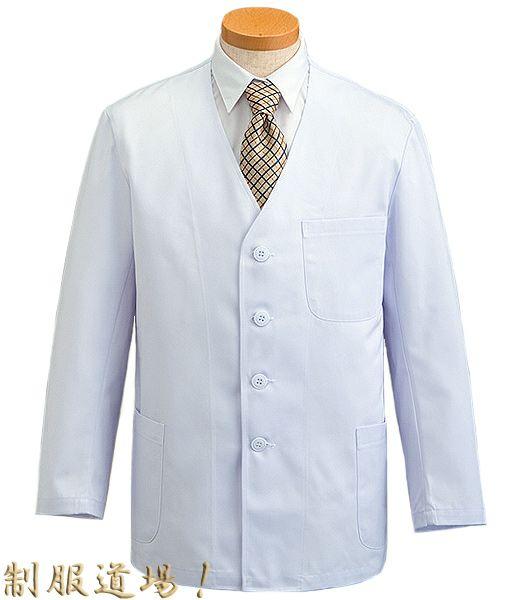 ホワイト(白色)/※もちろんシャツとネクタイは別売りですよ
