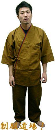 TH11023-07 作務衣シャツ / TH11022-07 作務衣パンツ