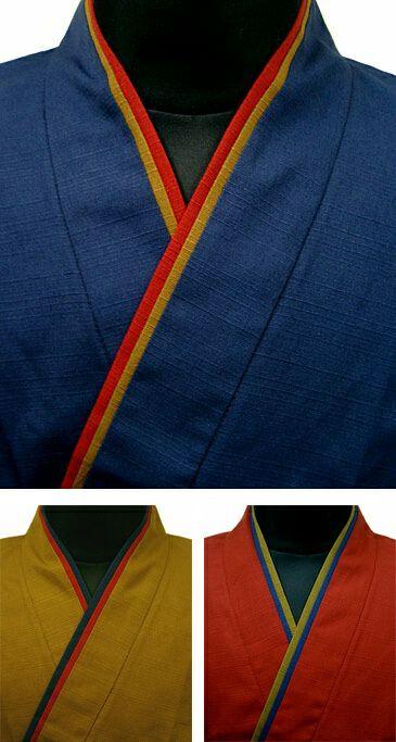 作務衣(さむえ)シャツ