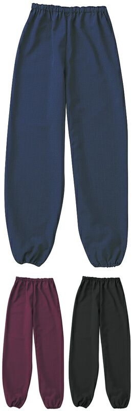 【涼しい夏用】作務衣ズボン