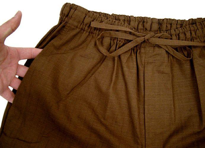 ウエストのポケット(JB2022/ブラウン)