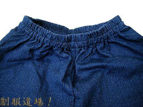 作務衣のズボンです!