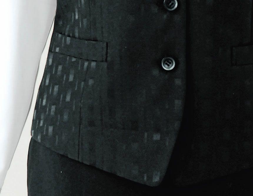裾部分のアップ画像
