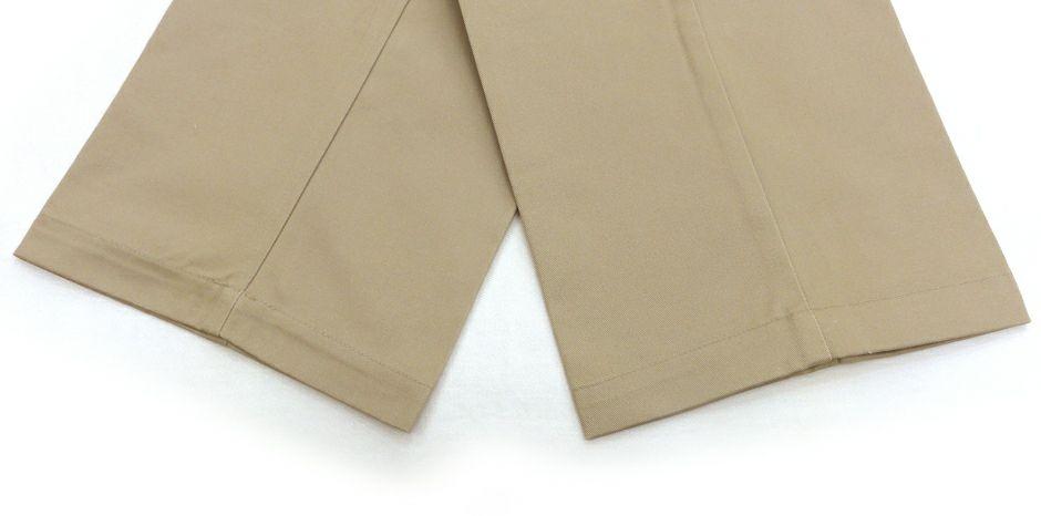 裾部分のアップ写真です。