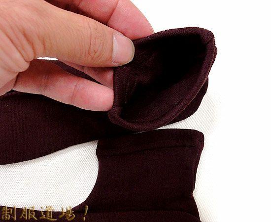 足袋の履き口部分