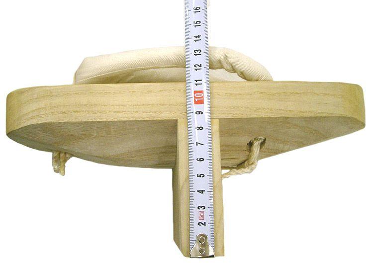 高さを計測。