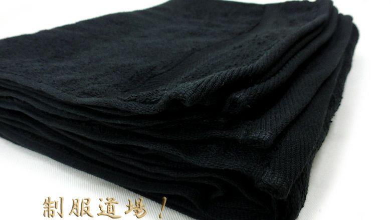 こんな感じで黒タオルを撮影してみました!