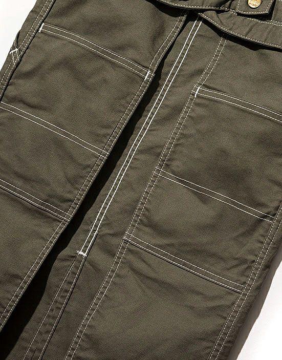バックポケットは大きめなので使い勝手抜群