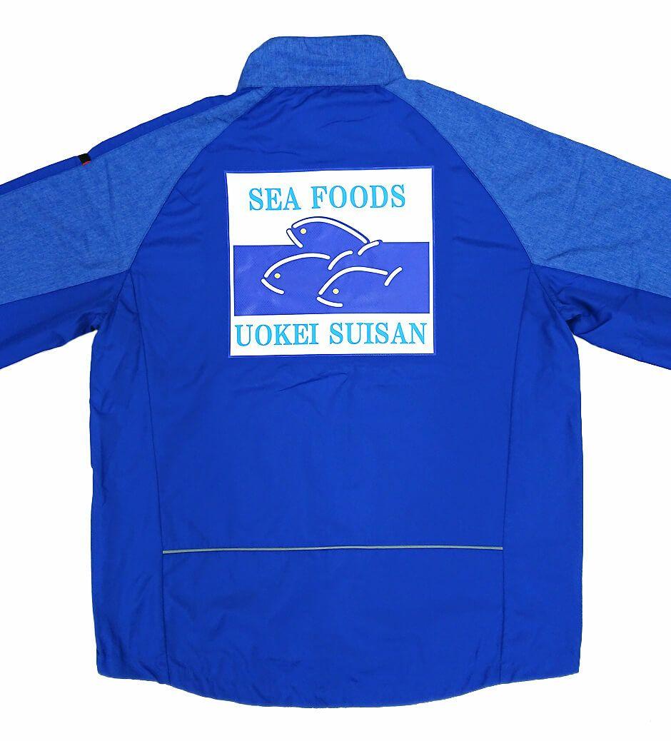 魚圭水産様のプリント事例
