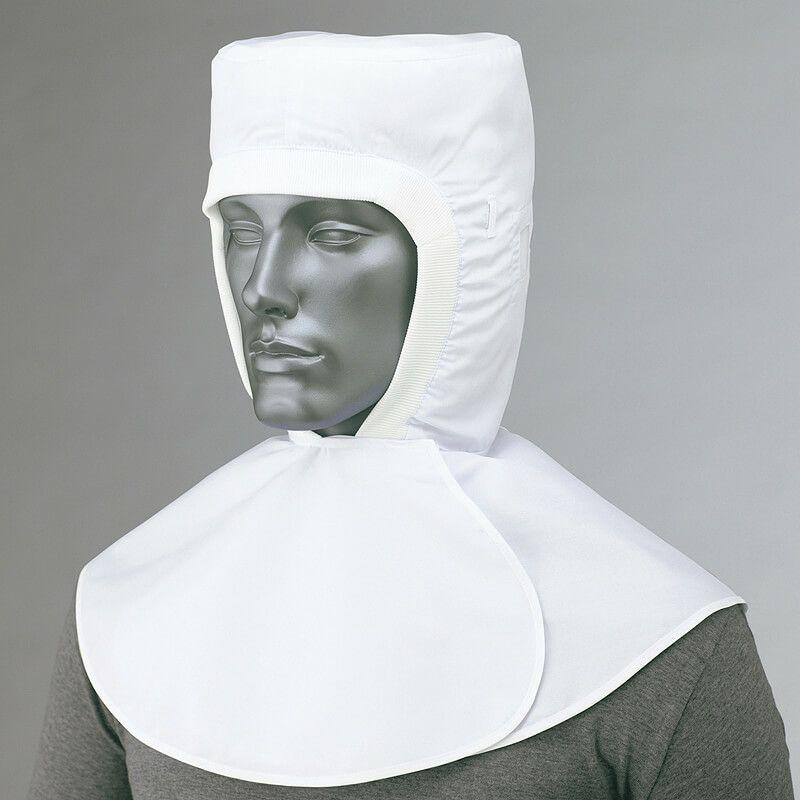 ホワイト/食品工場衛生帽子