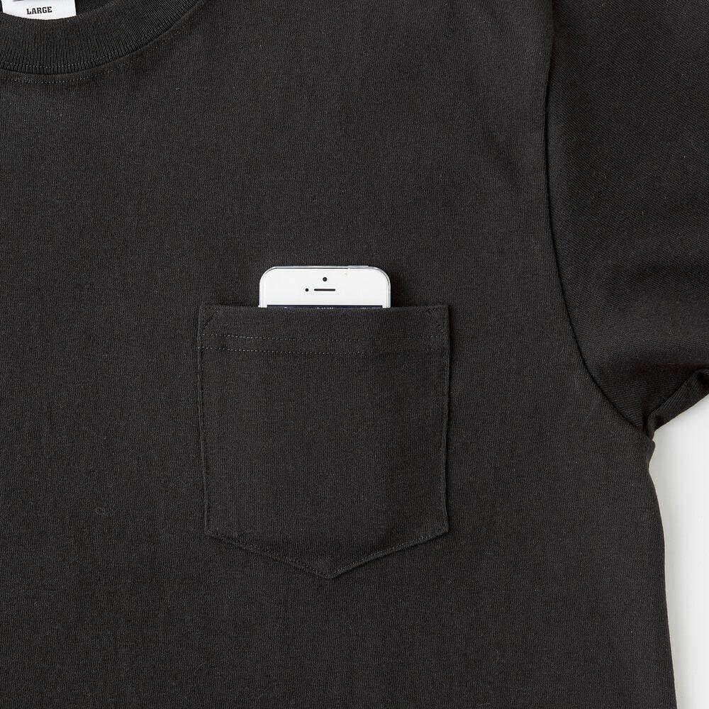 ホームベース型ポケット(サイズ:横約11cm×縦約12cm)