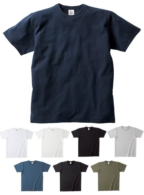 綿100%の厚手Tシャツ(6、2オンス)