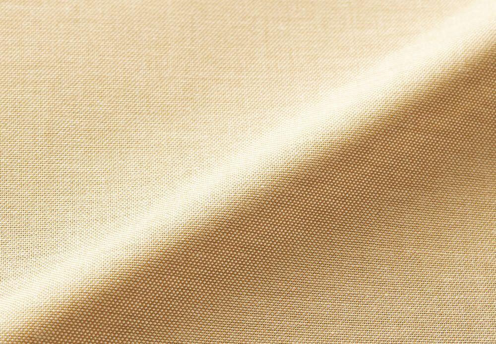 オックス生地アップ画像/軽量なオックス生地を採用し、衣服内は快適な温度を保てます。