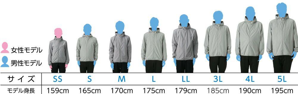 サイズ比較表