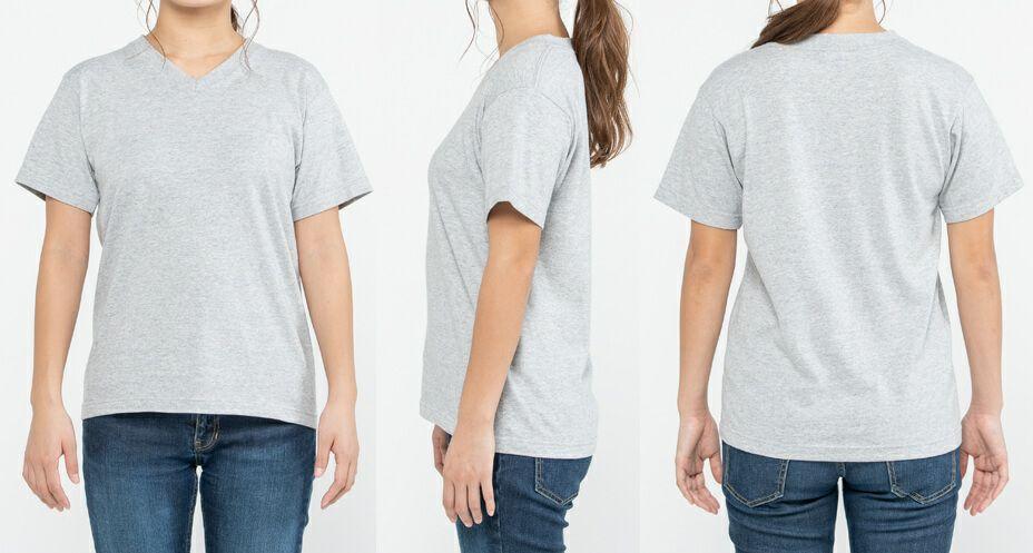 女性/身長161cm 杢グレー XSサイズ着用