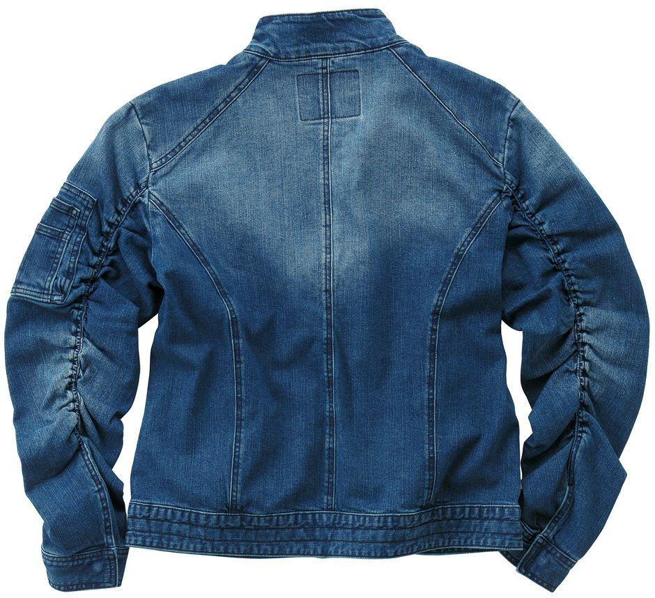 ブルーの背中※背中のプリントは、縫い目があるため中央にはできません。