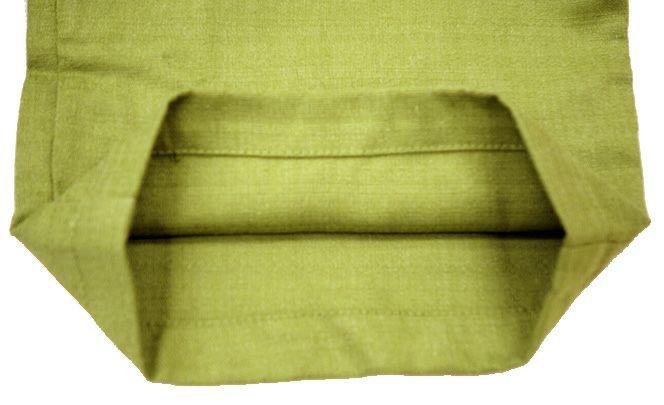 作務衣ズボン(裾)